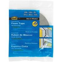 "M-D Building Products 1/8X1/4""X17' Foam Tape 02238 Unit: EACH"