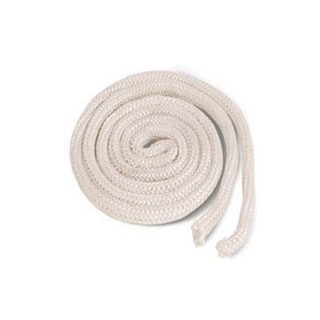 """Imperial GA0159 Replacement Fiberglass Gasket Rope, White, 1"""" x 6'"""