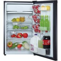 Magic Chef Mcbr440B2 4.4 Cubic-Ft Refrigerator (Black)
