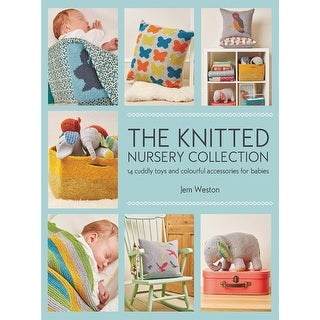 Search Press Books-The Knitted Nursery Collection