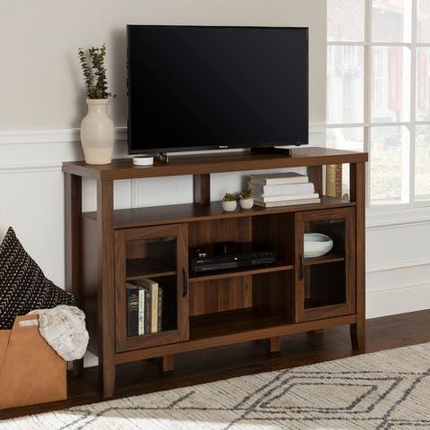 52-inch High Boy Buffet TV Stand Console