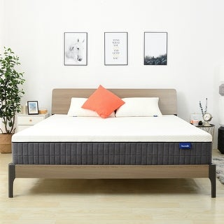 """Link to 12""""Gel Memory Foam Mattresses for Back Pain Relief/Motion Isolation Similar Items in Mattresses"""