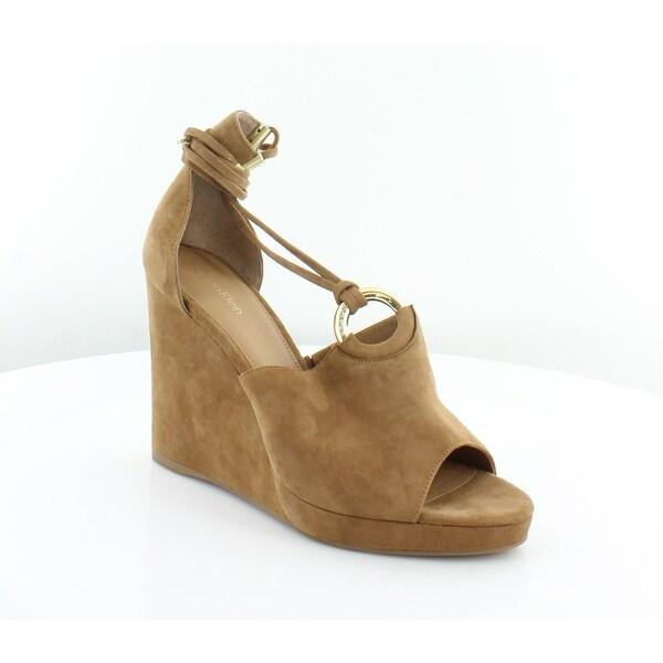 Calvin Klein Ramona Women's Heels Brown - 11