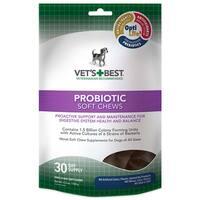 Vet's Best Probiotic Dog Soft Chews 30 count