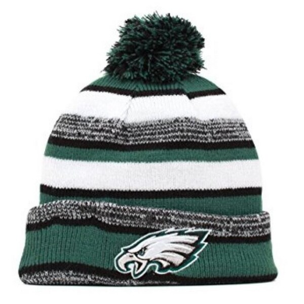 f8f4e0afc Shop New Era Philadelphia Eagles NFL Stocking Knit Hat Winter Beanie  OnField 11008726 - Free Shipping On Orders Over  45 - Overstock - 19113822