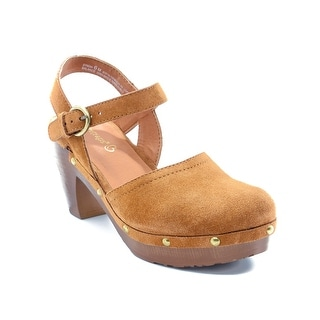 Baretraps Syndia Women's Heels Cognac