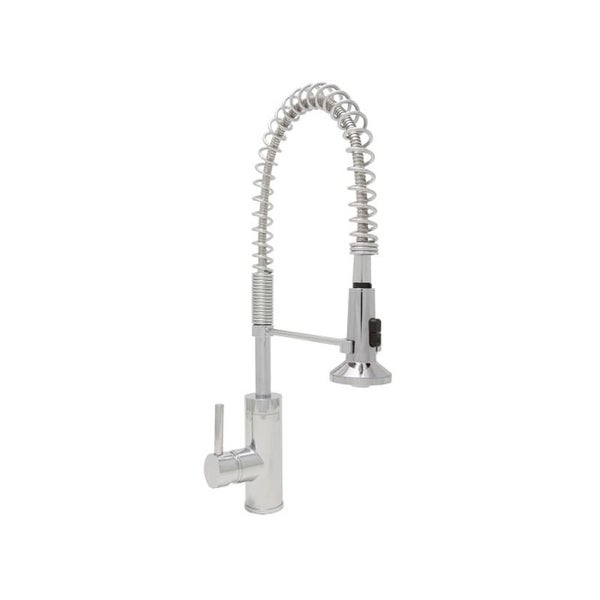 Shop Mirabelle Mirxcps100 Presidio Pull Down Pre Rinse Kitchen