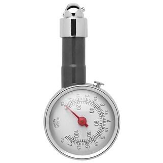 TradesPro Dial Tire Pressure Gauge - 837723
