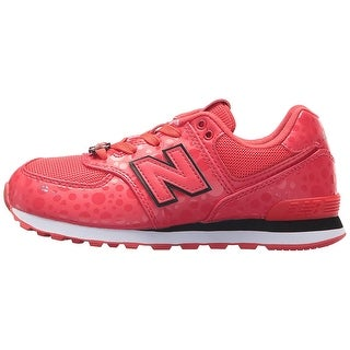 New Balance Girls IC574M1 Low Top Lace Up Fashion Sneaker