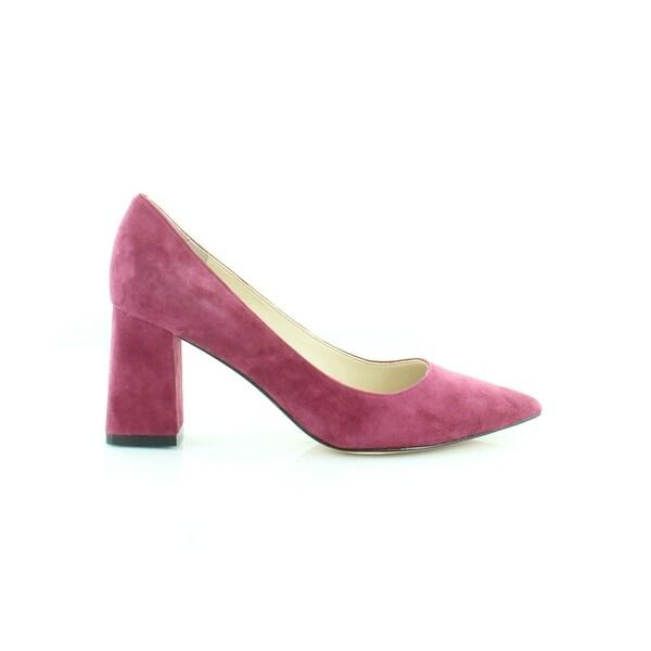 Marc Fisher Zala Women's Heels Dark Pink - 6.5