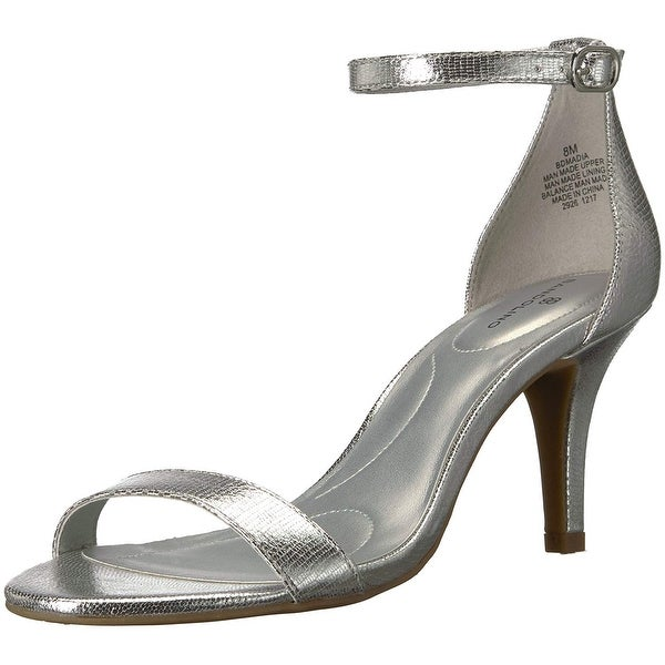 Bandolino Womens madia Open Toe Casual Ankle Strap Sandals