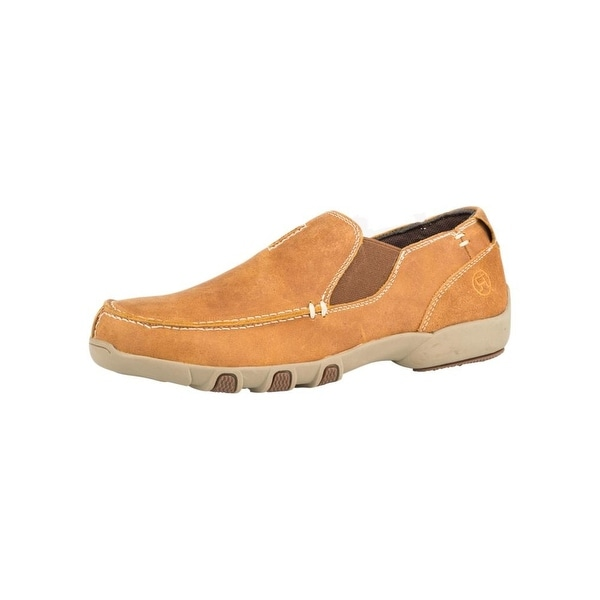 Roper Western Shoes Womens Buzzy Slip On Leather