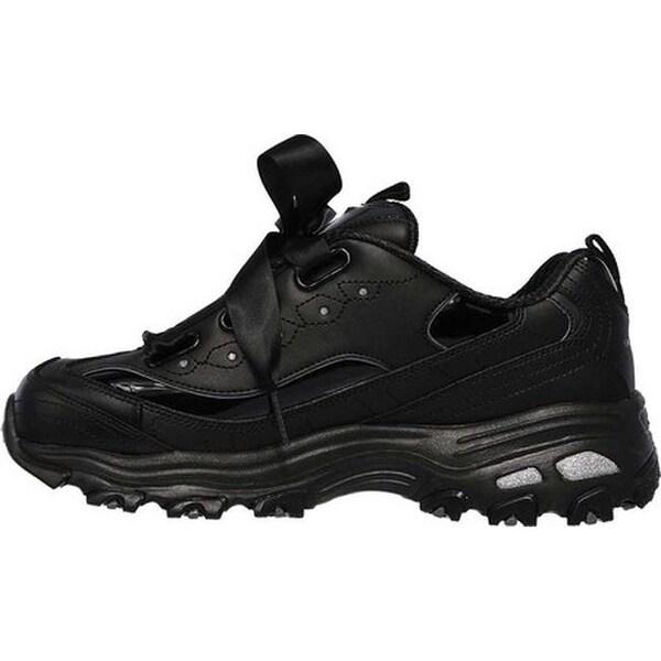 D'Lites Latest Trend Sneaker Black