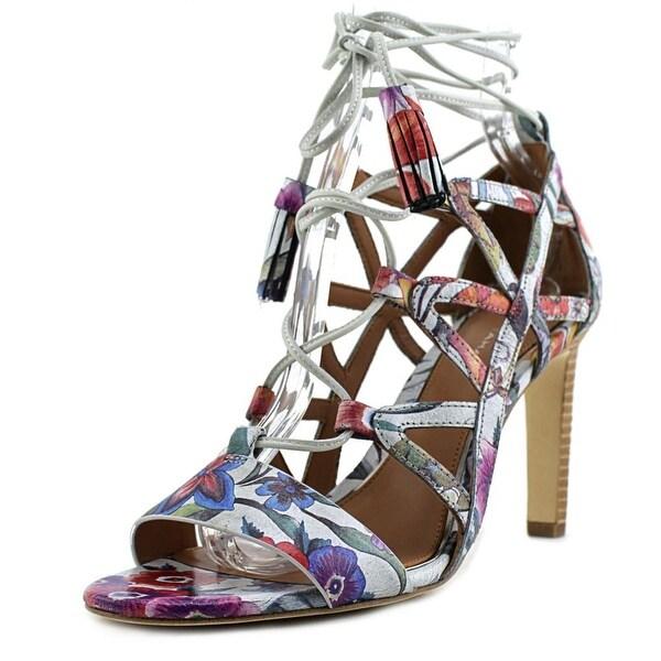 Elie Tahari Hurricane Women Floral Sandals