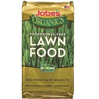 Jobes 09389PF Organic Lawn Food, 15 Lb