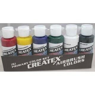 Createx - Airbrush Color Set - Pearlescent Kit