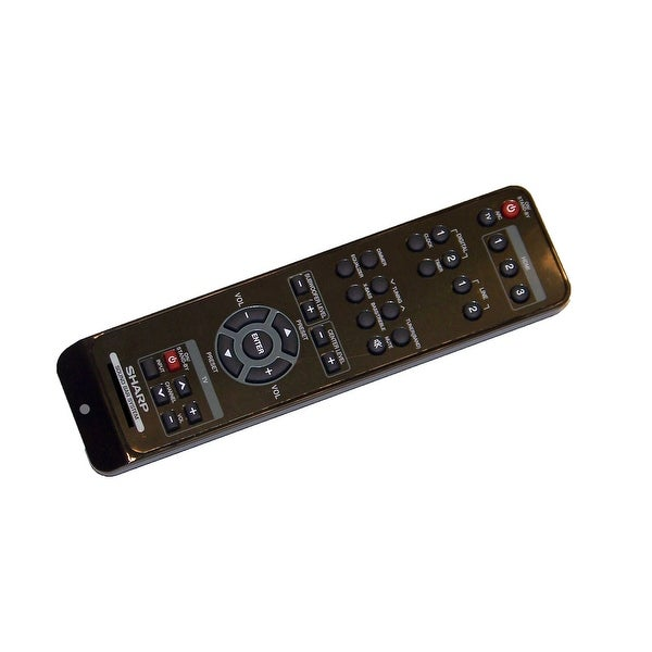 OEM Sharp Remote Control: HTSB600, HT-SB600
