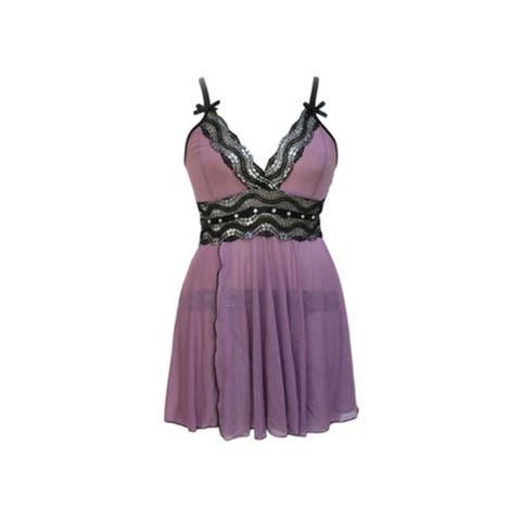 Chemise Style Lace Lingerie Dress Nightwear