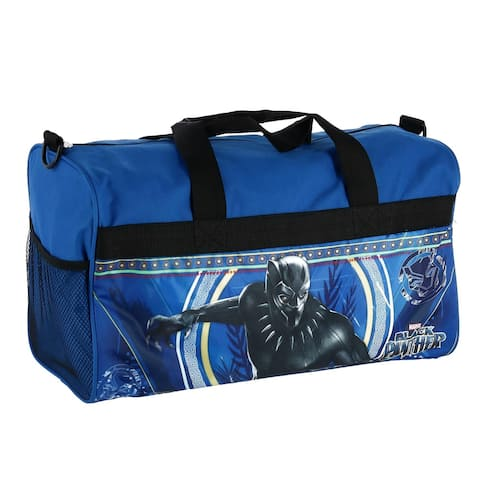 Marvel Black Panther Travel Duffle Bag - one size