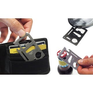 Weekend Warrior 12 in 1 Wallet Multi Tool -2 Pack|https://ak1.ostkcdn.com/images/products/is/images/direct/dc3dddba3bbe90266c05f57f838bccef60fcc7d1/12-in-1-Wallet-Multi-Tool.jpg?impolicy=medium