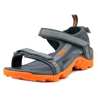 Teva Tanza Open-Toe Canvas Sport Sandal