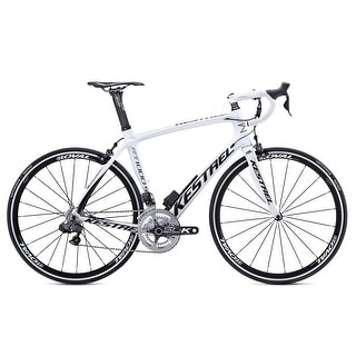2013 Kestrel RT-1000 SL Shimano Ultegra Di2 3035325150 White 50CM Road Bike
