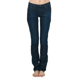 Agave Denim Athena Straight Leg Jeans in Sea Shore