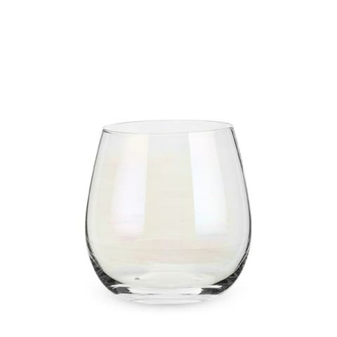 Bubble: Luster Wine and Cocktail Glass by Blush®