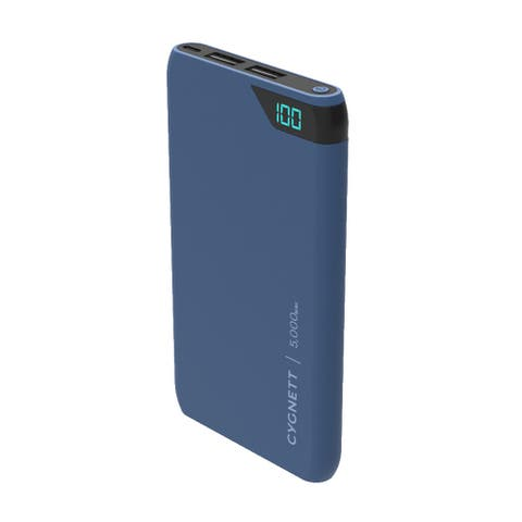 Cygnett Chargeup Boost 5,000 mAh - Navy