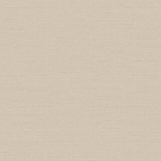 York Wallcoverings FD8424 Texture Portfolio Raised Linen Slub Wallpaper - N/A