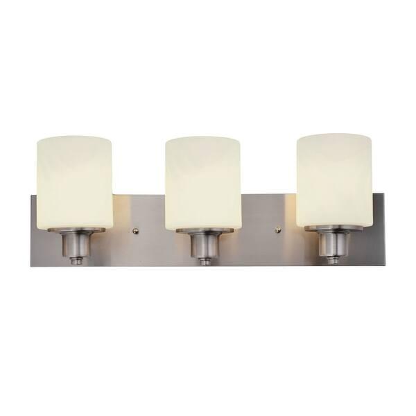Design House 578831 Dane 3 Light 24 Wide Bathroom Vanity Light