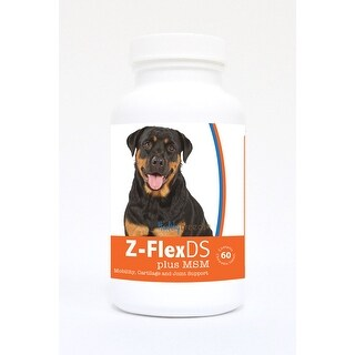 Healthy Breeds Rottweiler Z-Flex DS plus MSM Joint Support