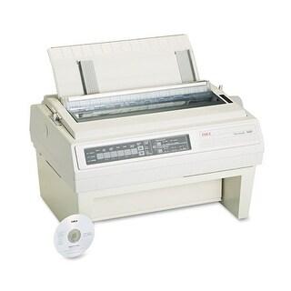 OKI Pacemark 3410 Dot Matrix Printer 61800801 Printer