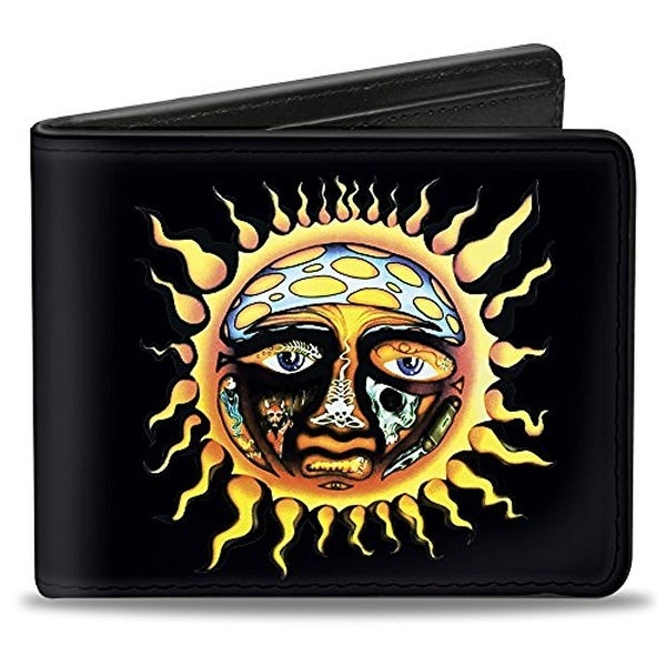 Buckle-Down Bifold Wallet Sublime
