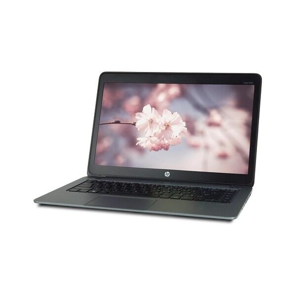 "HP EliteBook Folio 1040 G1 Core i5 1.9GHz 4GB RAM 128GB SSD Win 10 Pro 14"" Laptop (Refurbished)"