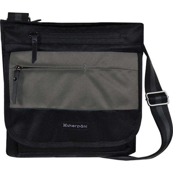 8a3f9745a8a5 Sherpani Women  x27 s Jag Essentials RFID Recycled Crossbody Bag Ash - US  Women