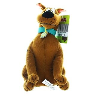 "Scooby Doo 8.5"" Sitting Plush - multi"