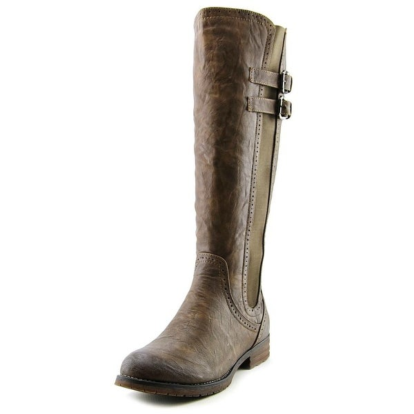 Patrizia By Spring Step Northener Women Round Toe Synthetic Knee High Boot