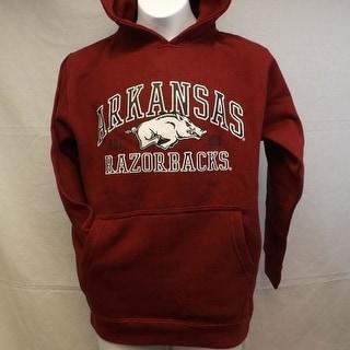 Arkansas Razorbacks Youth Sizes S M L XL Hoodie 42