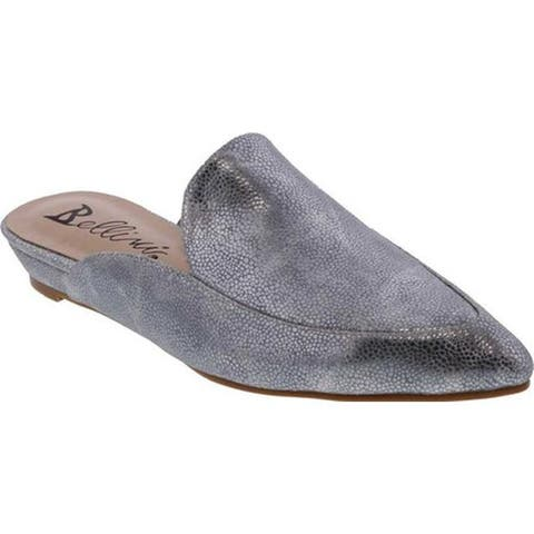 Bellini Women's Formosa Mule Silver Stingray