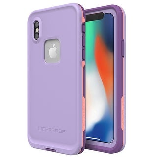 Lifeproof FR SERIES Waterproof Case for iPhone X - Chakra