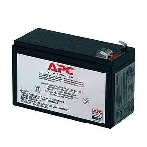 """APC RBC2J APC Replacement Battery Cartridge #2 - Spill Proof, Maintenance Free Sealed Lead Acid Hot-swappable"""