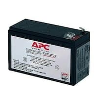 """""""APC RBC2J APC Replacement Battery Cartridge #2 - Spill Proof, Maintenance Free Sealed Lead Acid Hot-swappable"""""""