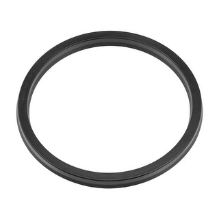 Hydraulic Seal, Piston Shaft USH Oil Sealing O-Ring, 80mm x 90mm x 6mm