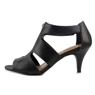Style & Co. Womens Halinaa Open Toe Casual Ankle Strap Sandals