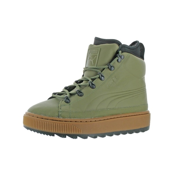 Puma Mens The Ren Boot Casual Boots Water Resistant High-Top. Click to Zoom 53a587fa7