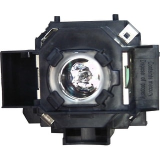 V7 VPL894-1N V7 Lamp Epson ELPLP33 V13H010L33 EMP-TWD3, EMP-TW20H, Powerlite S3 135W 200HRS - 135 W Projector Lamp - NSHA - 2000