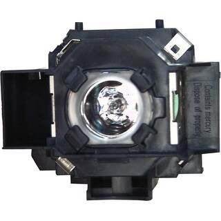 """V7 VPL894-1N V7 Lamp Epson ELPLP33 V13H010L33 EMP-TWD3, EMP-TW20H, Powerlite S3 135W 200HRS - 135 W Projector Lamp - NSHA -"