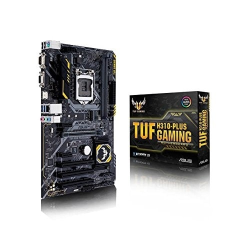 Asus - Motherboards - Tuf H310-Plus Gaming
