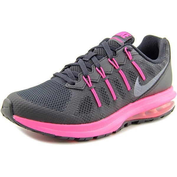 Nike Air Max Dynasty MSL Women Round Toe Synthetic Black Cross Training